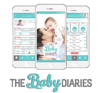 The Baby Diaries App