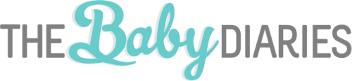 The Baby Diaries Logo