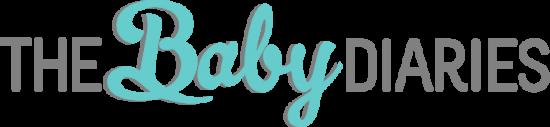 The Baby Diaries Logo